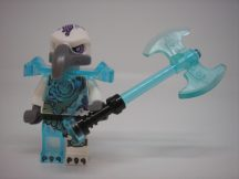 Lego Legends of Chima figura - Voom Voom - Trans-Light Blue Heavy Armor -  (loc074)