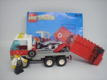 Lego System - Recycle Truck, Újrahasznosító Kamion 6668