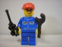 Lego City figura - Off Road Octan (oct067)