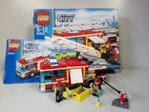Lego City - Tűzoltóautó 60002