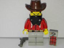 Lego Western figura - Cowboys, Bandita (ww008)