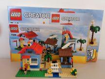 Lego Creator - Tengerparti ház 7346 (doboz+katalógus)