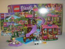 Lego Friends - Mentőbázis a dzsungelben 41038