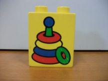 Lego Duplo képeskocka - játék