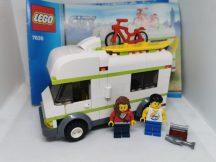 Lego City - Lakókocsi 7639 (katalógussal)