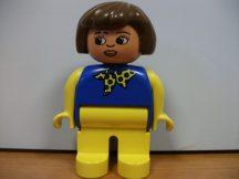 Lego Duplo ember - lány(száján pici kopás)