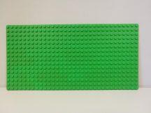 Lego Alaplap 16*32 vil.zöld
