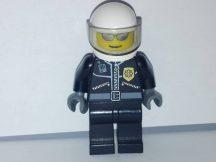 Lego City figura - Rendőr (cty027a)