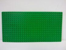 Lego Alaplap 16*32 s. zöld (hajlott, karcos)