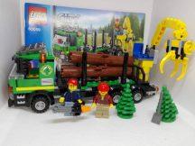 Lego City - Fakitermelési Teherautó 60059