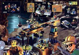 Lego System - Rock Raiders (Bánya) 4990