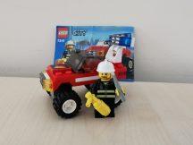 Lego City - Parancsnoki Autó 7241
