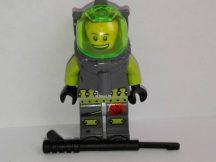 Lego Atlantis figura - Búvár, Diver 2 8080 (atl002a)