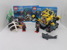 LEGO City - Mélytengeri tengeralattjáró (60092) (katalógussal)
