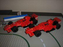 LEGO Racers - Ferrari Versenyautók - 8168