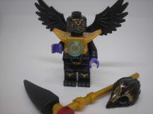 Lego Legends of Chima figura - Rawzom - Pearl Gold Armor (loc019)