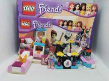 Lego Friends - Mia Hálószobája 3939 (doboz+katalógus)