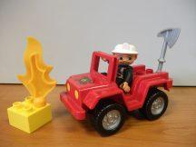 Lego Duplo - Tűzoltóparancsnok 6169