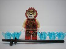 Lego Legends of Chima figura - Laval - Fire Chi (loc101)