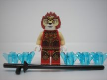 Lego Legends of Chima figura - Laval - Fire Chi (loc101)