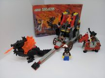 Lego System - sárkány börtönös kocsi Traitor Transport 6047/6099