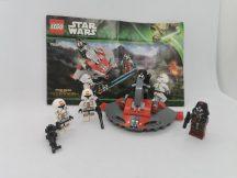 LEGO Star Wars - Republic Troopers vs Sith katonák 75001 (katalógussal)