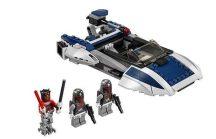 Lego Star Wars - Mandalorian Speeder 75022