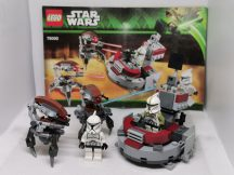 LEGO Star Wars 75000 Clone Trooper vs Droidean