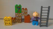 Lego Duplo - Spud & Bird 3286 (Bob Mester)