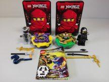 Lego Ninjago - Cole ZX vs. Rattla  kezdőkészlet 9579