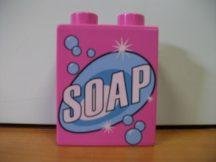 Lego Duplo képeskocka - soap