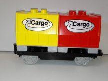 Lego Duplo Mozdony utánfutó, lego duplo vonat utánfutó (cargo)
