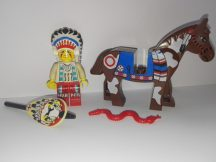 Lego Western figura - Indian Chief (ww017)