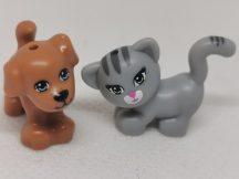 Lego Friends Állat -  Cica és kutya