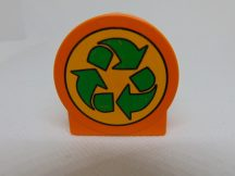 Lego Duplo Képeskocka (karcos)
