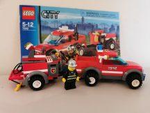 Lego City - Tűzoltó Pick-up 7942 (1) (katalógussal)