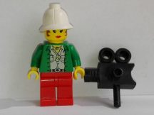 Lego Adventures figura - Miss Gail (adv016)