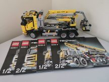 Lego Technic - Kosaras Emelő 8292