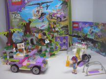 Lego Friends - Mentés a dzsungelhídon 41036