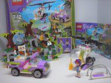 Lego Friends - Mentés a dzsungelhídon 41036 (dobozzal+katalógussal)