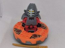 Lego figura Ninjago - Kendo Kai (njo052) pörgentyűvel