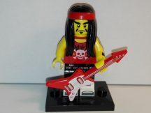 Lego Minifigura - Rocker (coltlnm17)