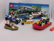 LEGO City - Kezdő készlet 60086 (katalógussal)