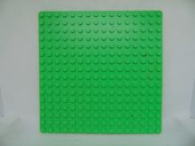 Lego Alaplap 16*16 (világos neon zöld)