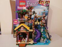 Lego Friends - Lombház a kalandtáborban 41122 (dobozzal+katalógussal)