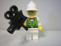 Lego Adventures figura - Dr. Kilroy (adv026)