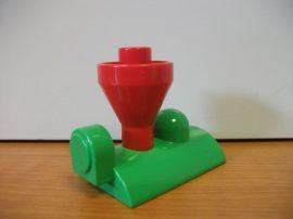 Lego Duplo vonat orr, lego duplo mozdony orr