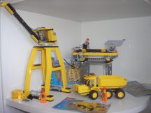 Lego City - Építési terület 7243