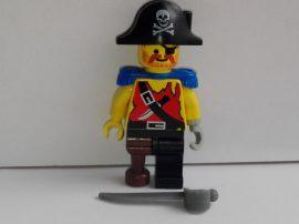 Lego Pirates figura - Kalóz (pi023)