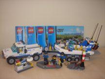 Lego City - Vizirendőr egység 60045